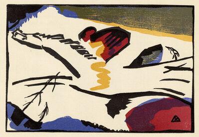 Wassily Kandinsky, 'Lyrisches', 1911