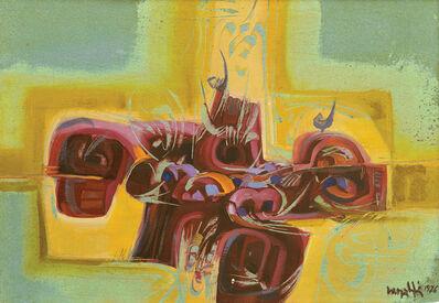 Wajih Nahle, 'Untitled', 1976