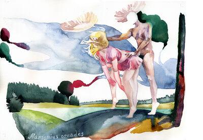 Nikita Shalenny, 'Mushrooms' Sex II', 2016