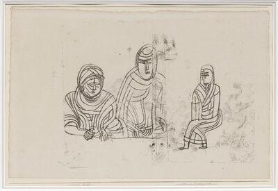 Paul Klee, 'Scene im Frauengemach', 1926