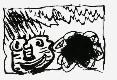 Karel Appel, 'On dirait qu'il bêle', 1978