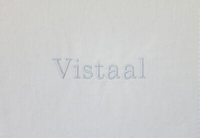 Lien Botha, 'Vistaal', 2019