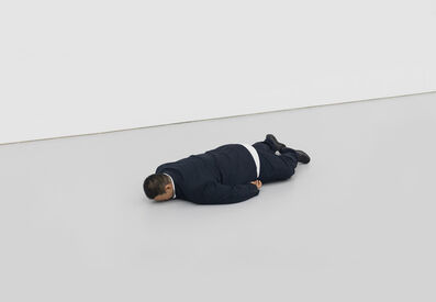 He Xiangyu, 'The Death of Marat', 2011
