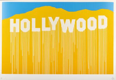 Zevs, 'Liquidated Hollywood', 2011