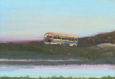 Jock McFadyen, 'Uist bus', 2017