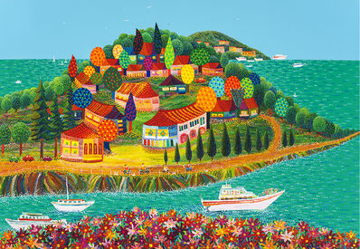 Dukki Kim, 'The Road to Venezia', 2017