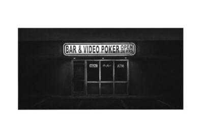 Eric Nash, 'Bar and Video Poker', 2017