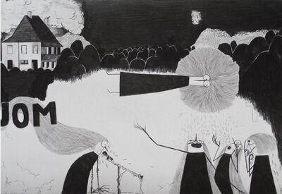 Fausto Gilberti, 'Uom', 2009