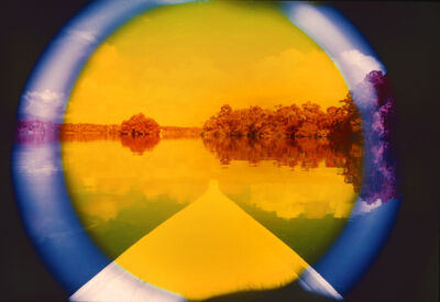 Leandro Katz, 'A Canoe Trip', 1970