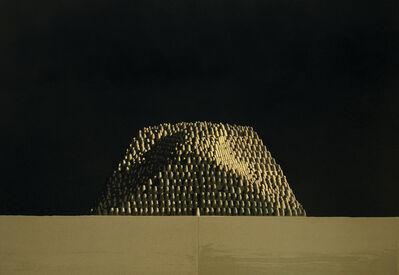 "Horia Damian, '""Le Mastaba"" from Les symboles du lieu', 1984"