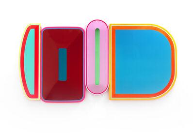 Beverly Fishman, 'Untitled (Bipolar, Parkinson's, Pain, Gerd)', 2020
