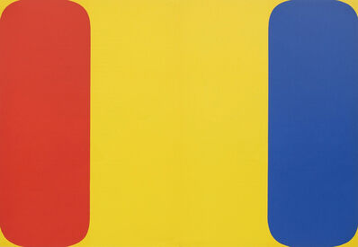 Ellsworth Kelly, 'From 'Derrière le Miroir - Kelly'', 1964