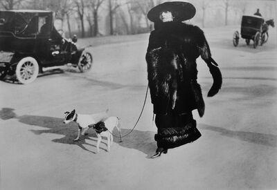 Jacques Henri Lartigue, 'Avwnue du Bois de Boulogne, Paris', 1911