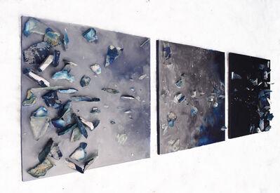 Tomoko Abe, 'Back to Blue', 2017