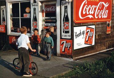 Fred Herzog, 'Bogner's Grocery', 1960