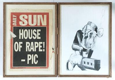 Jaybo Monk, 'House Of Rape! - Pic', 2016