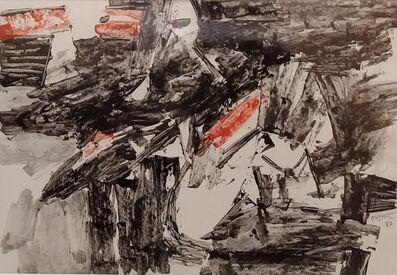 Ram Kumar, 'Untitled ', 1987