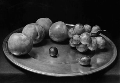 Pilar Pequeño, 'Plums and grapes 4/15', 2006