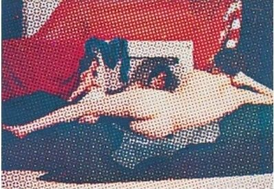 Alain Jacquet, 'La Vénus au Miroir', 1969