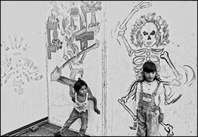 Yolanda Andrade, 'El escenario de la muerte', 1991