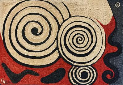 Alexander Calder, 'NUMBER 9', 1974