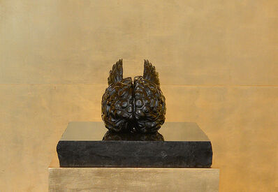 Jan Fabre, 'Brain with angel wings', 2018