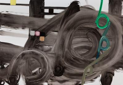 Jose Loureiro, 'Sinapse-morta     Remoque', 2020