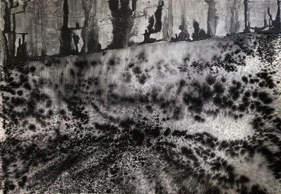 Julia Bornefeld, 'Morphic fields_Stella I', 2018