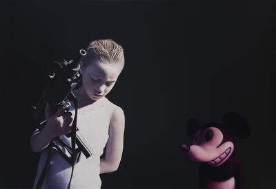 Gottfried Helnwein, 'The Disasters of War 79', 2021