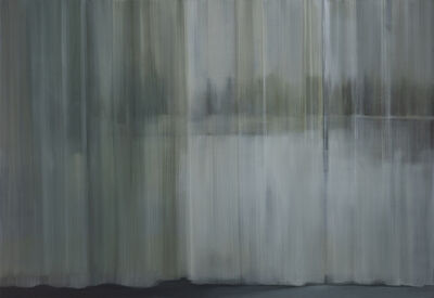 Park Kyung-A, 'Landscape with curtain', 2009
