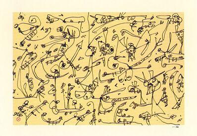 Antonio Saura, 'Serie Abierta-3', 1989