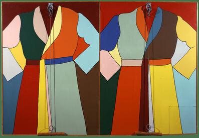 Jim Dine, 'Double Isometric Self-Portrait by Jim Dine', 1965
