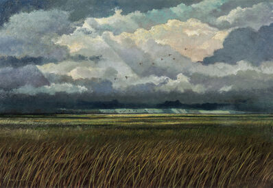 Eric Sloane, 'Squall Line'