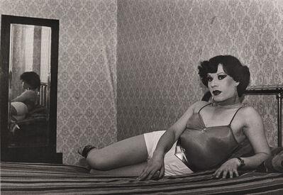 Paz Errázuriz, 'Evelyn, Santiago from Adam's Apple', 1988