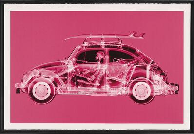 Nick Veasey, 'California Bug (Large Pink)', 2019