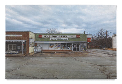 Rod Penner, 'G & R Grocery', 2016