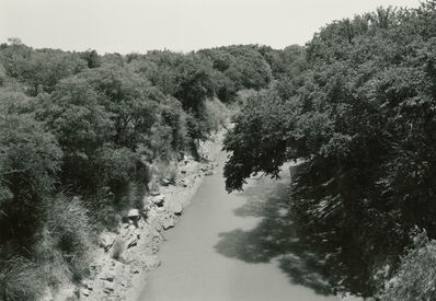 Frank Gohlke, 'Little Wichita River, near Byers, Texas', 1998/2016