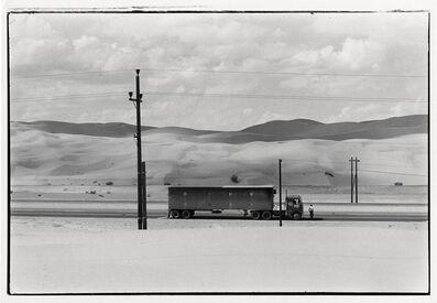 Danny Lyon, 'Truck near Yuma, Arizona', 1962