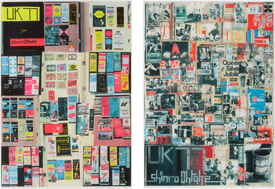 Shinro Ohtake, 'UK77', 2004