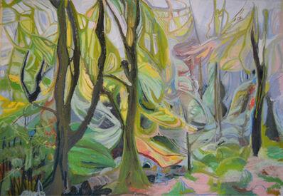 Natalka Stephenson, 'rot,Overgrown', 2014