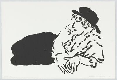 David Hockney, 'Celia (La Bergere)', 1981