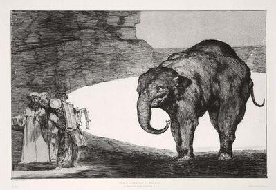 Francisco de Goya, 'Otras Leyes por el Pueblo', 1899