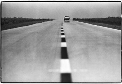 Al Satterwhite, 'Endless Highway', 1968