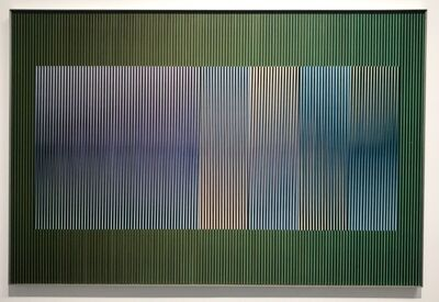 Carlos Cruz-Diez, 'Physichromie N 836', 1975