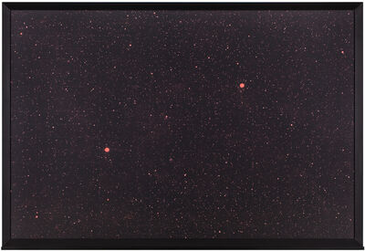 Ni Youyu 倪有鱼, 'Dust(Thomas Ruff:18h 42m-75°)', 2015
