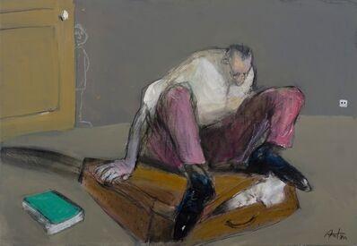 François Anton, 'Une place pour bartleby', 2018