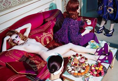 "Miles Aldridge, 'A Duzzling Beauty #4, from the series ""Carousel""', 2008"