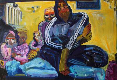 Andrius Makarevičius, 'Sleeping Beauty and the Dwarfs at the Hook', 2018