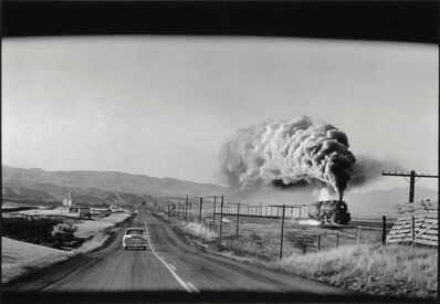 Elliott Erwitt, 'Wyoming', 1954