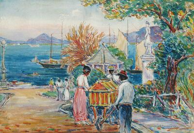 Reynolds Beal, 'San Juan, Puerto Rico', 1922